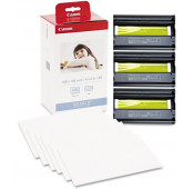 Canon - Photo Paper KP-108IN - 100 x 148mm/108 Sheets + Ink
